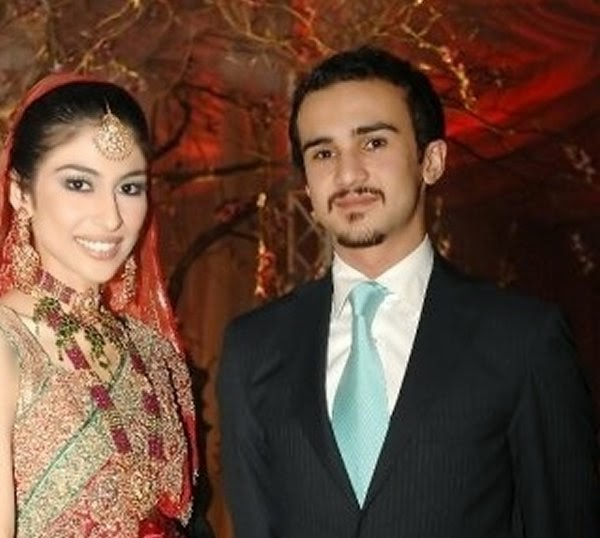 Meesha Shafi Wedding Pictures - B & G Fashion