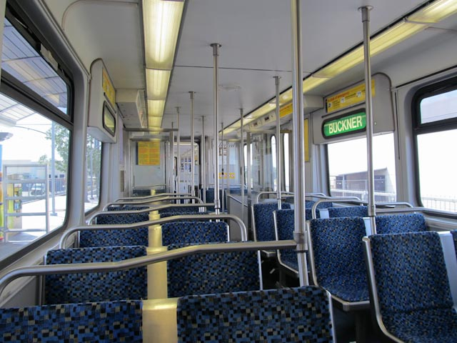 Buck Tracks Dart Dallas New Green Line Trains