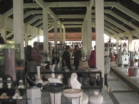 Pasar Seni Gabusan di Bantul