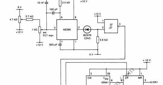 ac motor circuit