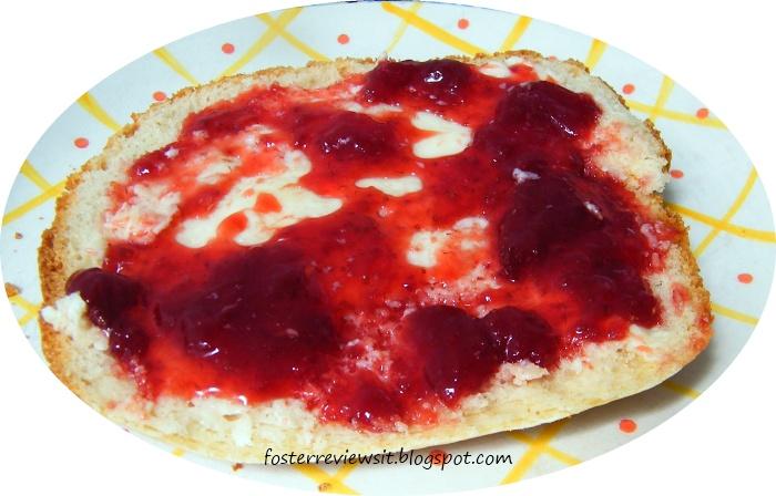 strawberry jam bread machine recipe
