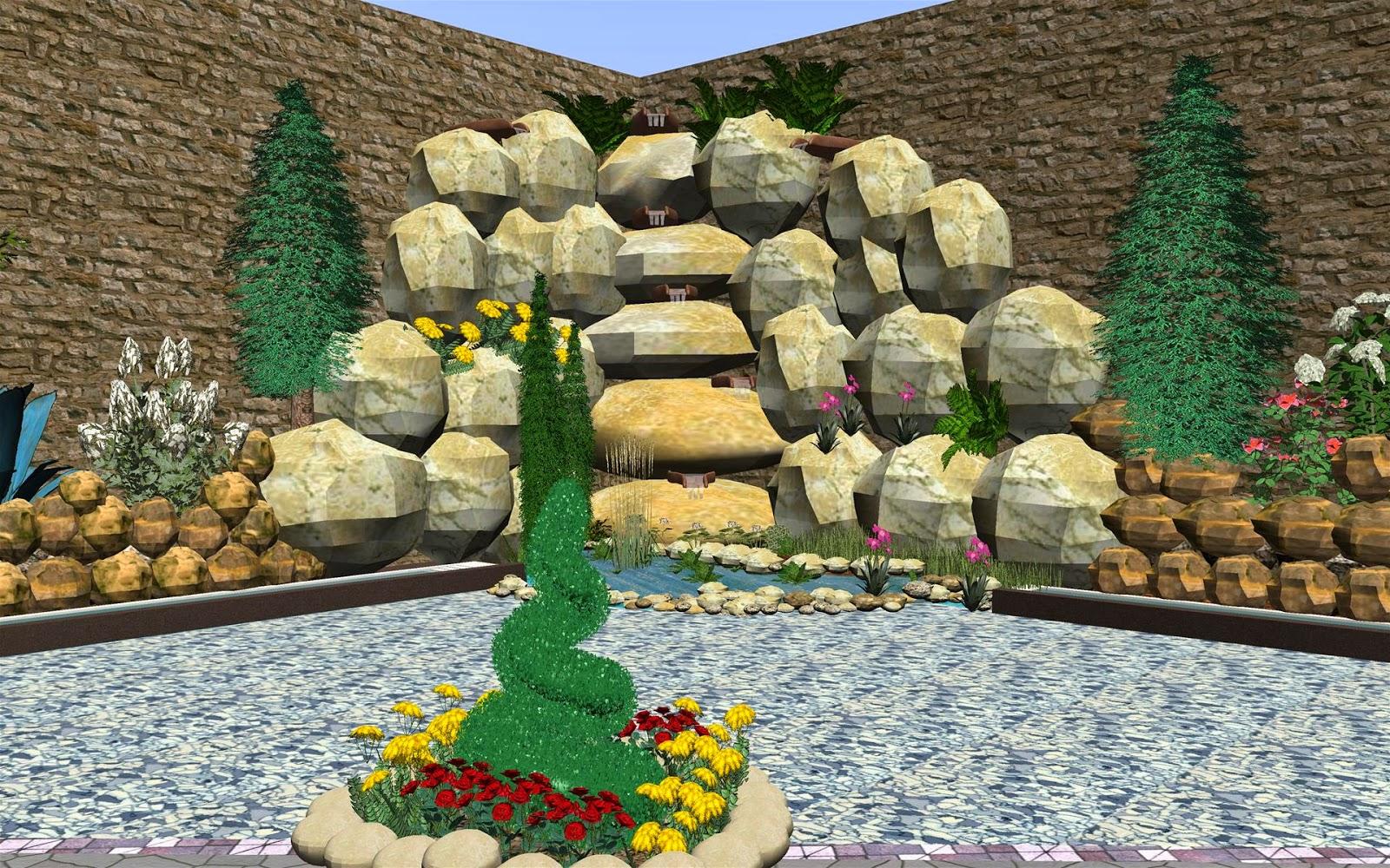 diseo de jardines d realizados por fernando lejarriaga martnez con copyright slo queda autorizada su
