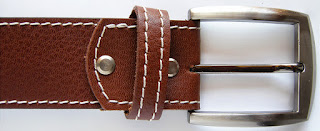 Brown Belt Leather Texture