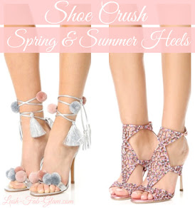 Make a fabulous style statement with these Spring & Summer Heels.