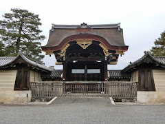 京都御所:建春門