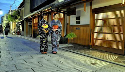 pemandangan kyoto