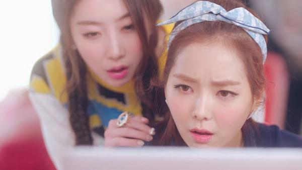 Stellar Fool Hyoeun Teaser