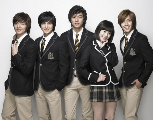 Boys Over Flowers Korean Drama