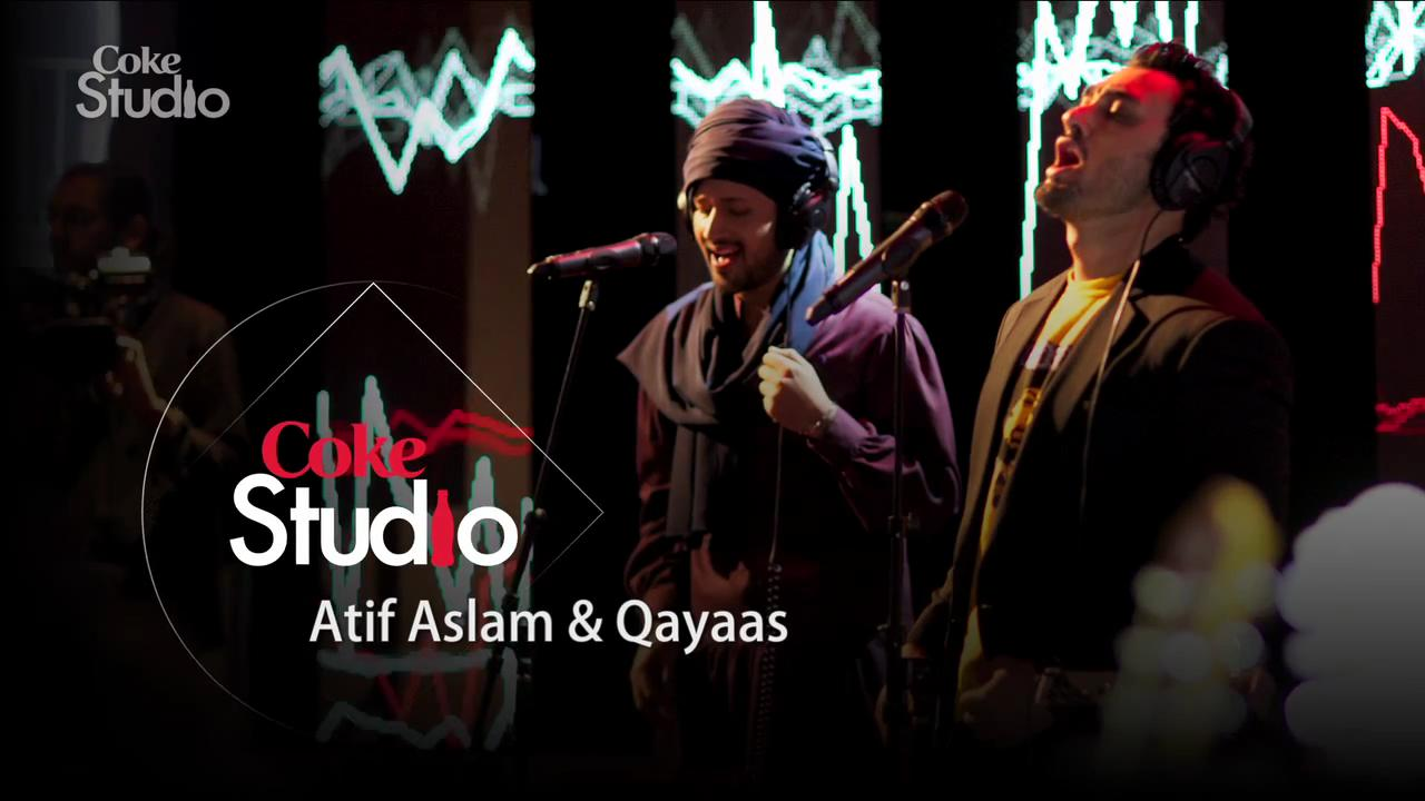 Atif Aslam in Coke Studio