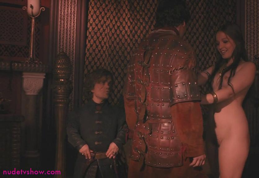 Game Of Thrones S03E03: Kylie Harris, nude scene
