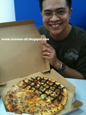 We'll Tell You - A&W Couple's Blog: Domino's Pizza Singapore