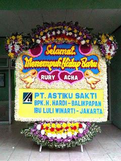 Bunga Papan Pernikahan Puri Ardhya Garini