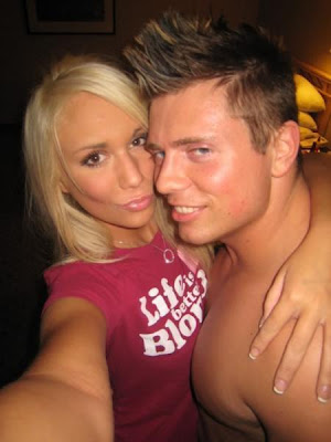 WWE The Miz Girlfriend