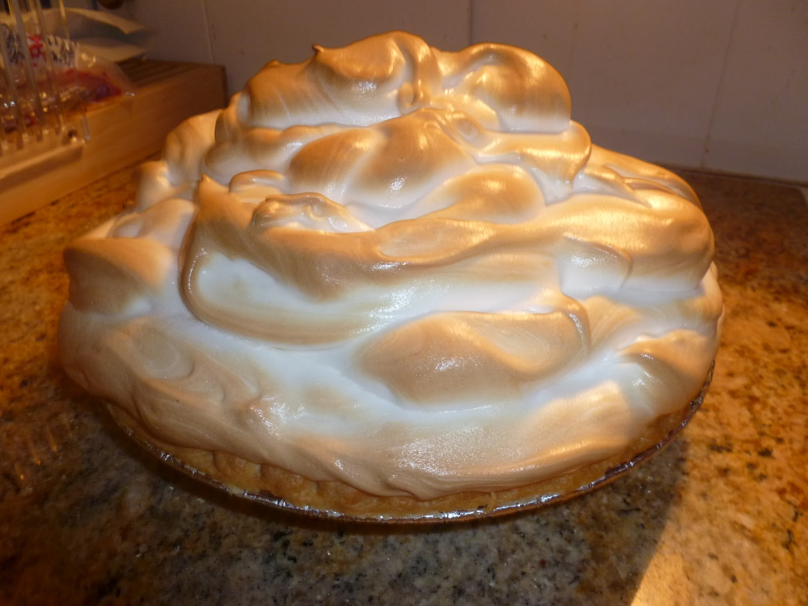 Butterscotch Pie Recipe — Dishmaps