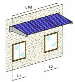 Pannelli fotovoltaici prezzi pensiline fotovoltaiche e frangisole per installare moduli solari - Finestre con pannelli solari ...
