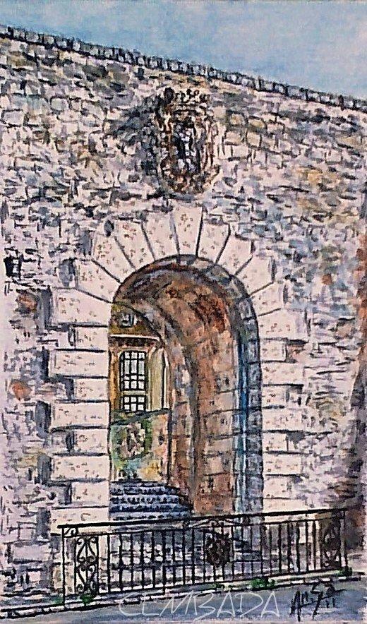 Cembada puerta de san albito le n for Puerta 7 campo de mayo