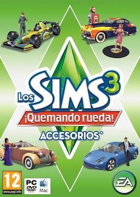 Los Sims 3 ¡ Quemando Rueda ! Accesorios Foto+Los+Sims+3%253A+%25A1Quemando+Rueda!+Accesorios