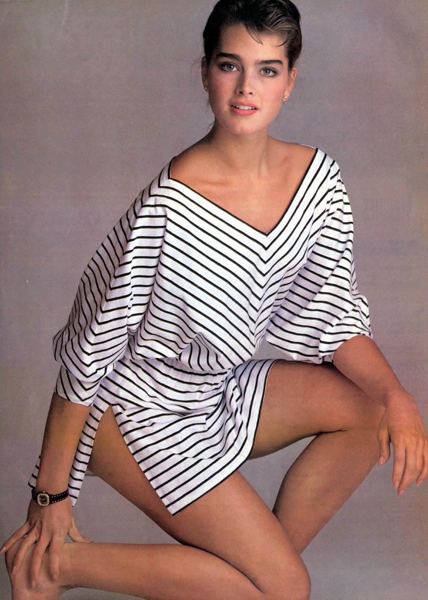 Gary Gross Brooke Shields Pretty