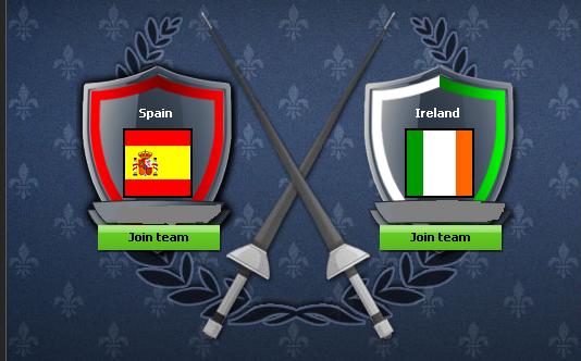 Spanyol vs Irlandia
