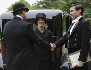 Los Lunes Seriéfilos Downton Abbey Bates Thomas