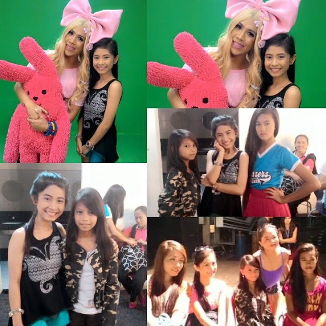 Pabebe Girls and Pabebe Warriors Music Video