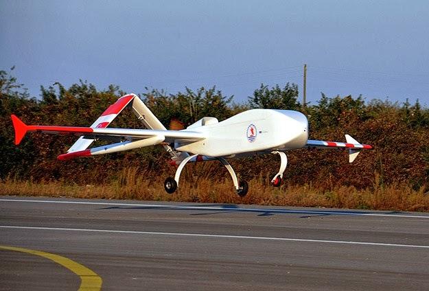 türk malı insansız hava aracı drone