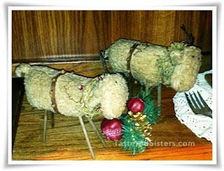 Primitive Reindeer