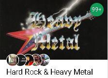 Hard Rock & Heavy Metal (Google+ Group)