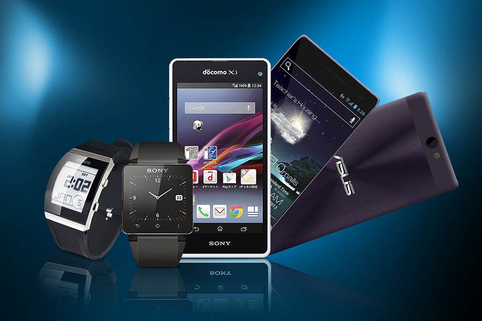Tablet and Smart Watches coming to CES 2014