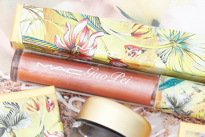 Quick Review: MAC x Guo Pei Collection