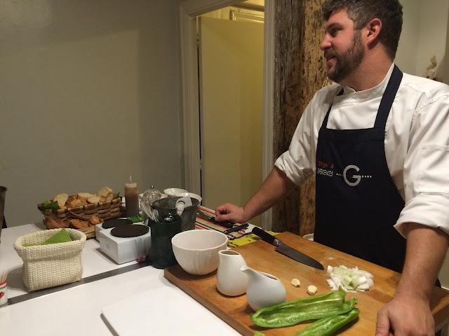 Chef Íñigo from Tenedor Tours - San Sebastian - Basque Country