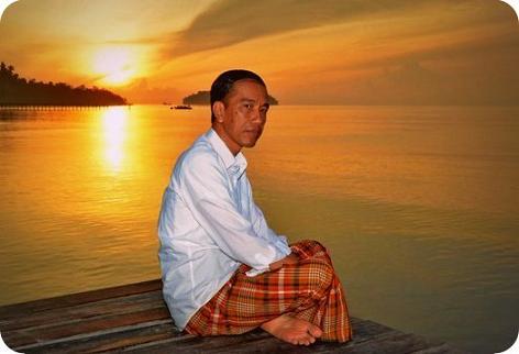 Twit Raja Ampat Presiden Jokowi di Bully Kaesang Pangarep