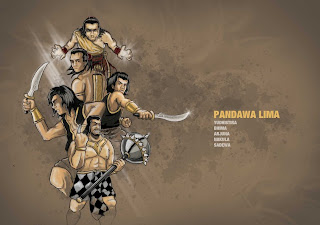 The Story of Five Pandavas. Part 2