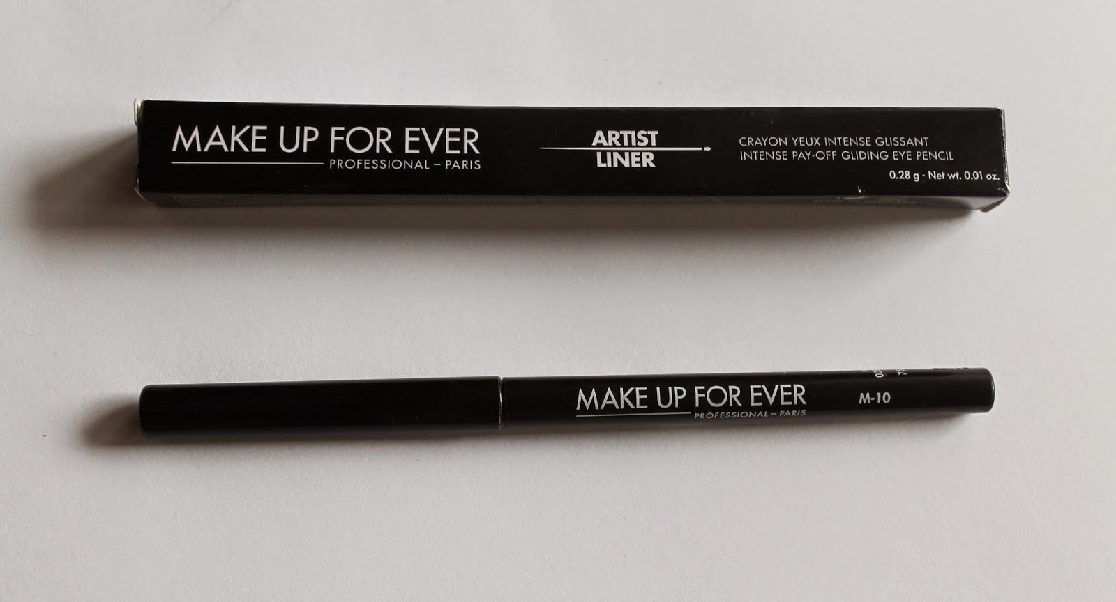 make up for ever artist liner