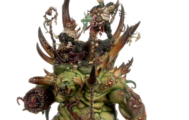 This week the endtimes glottkin and new faq 39 s faeit for Portent warhammer