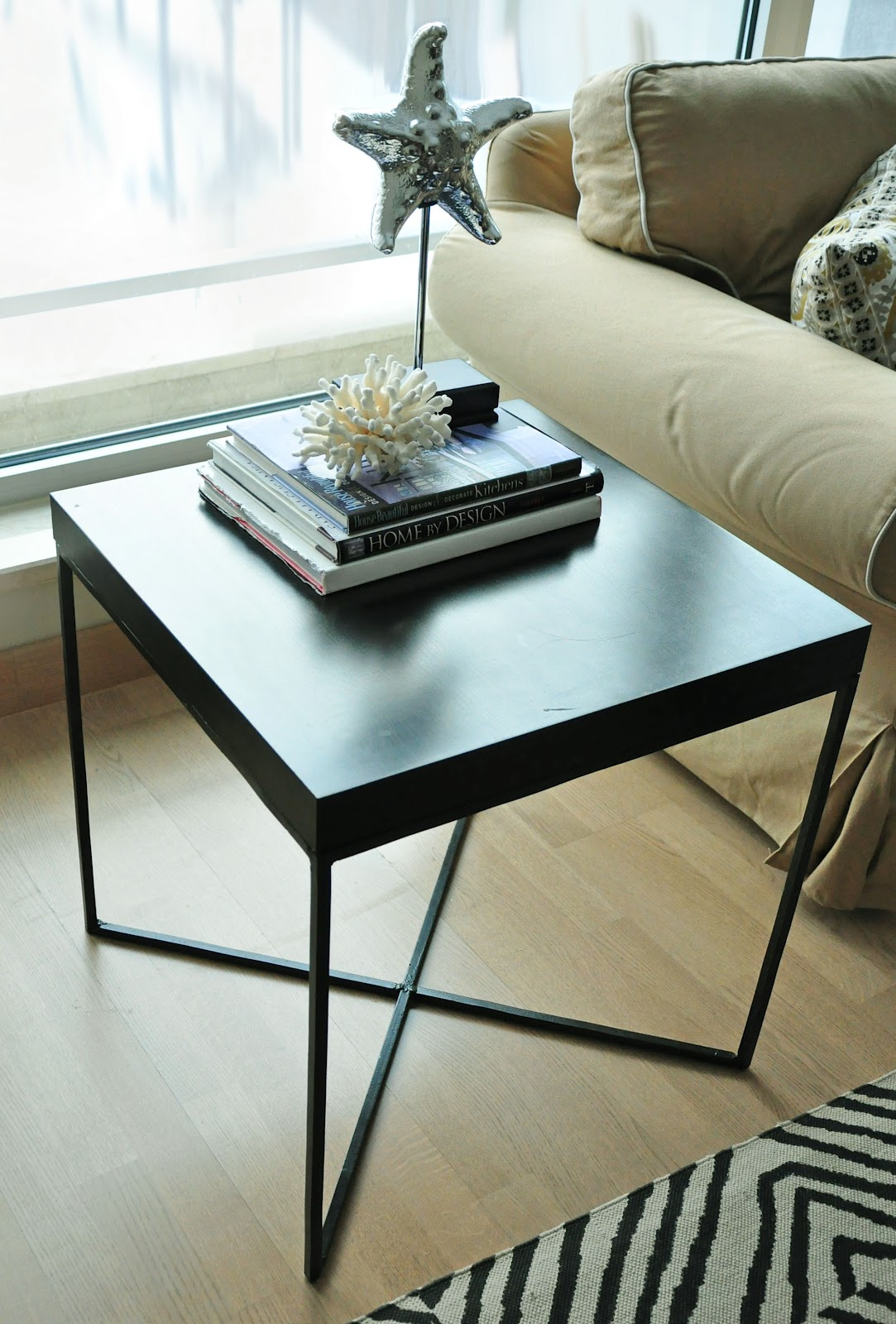 simply n amoured ikea lack table rehashed. Black Bedroom Furniture Sets. Home Design Ideas