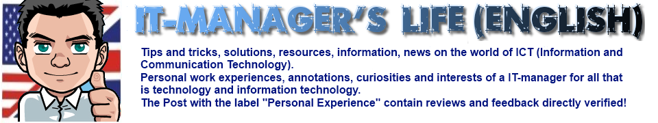 IT-manager's Life (English)