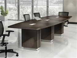 Zira Series Conference Table by Global
