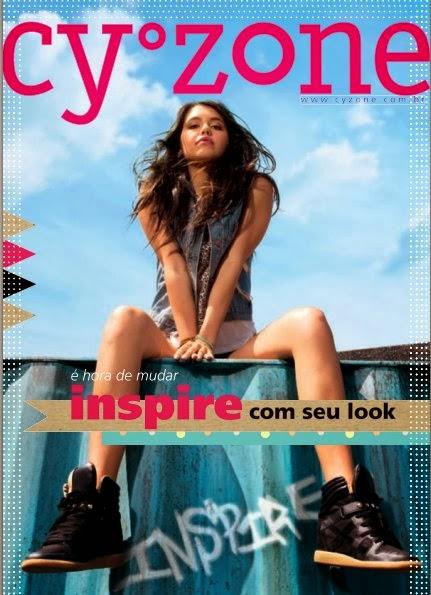Catálogos Online: Cyzone - Outubro de 2013