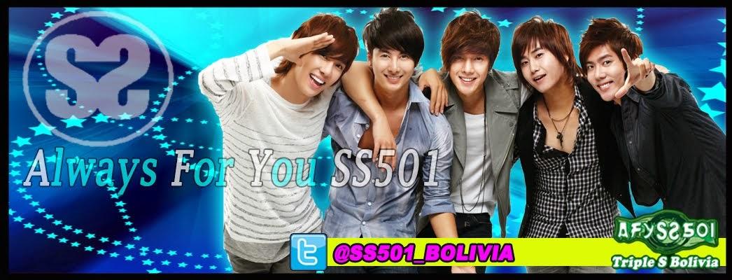 SS501 -  Triple S Bolivia AFYSS501