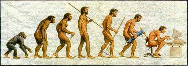 Asal Mula Manusia Purba Charles Darwin