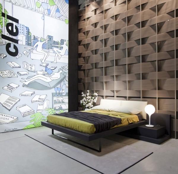 La cama abatible de clei ideas para decorar dise ar y - Camas abatibles clei ...