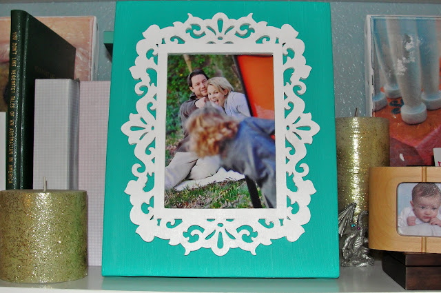 family photo canvas frame