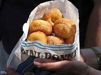 Mmmm ... Mini-Donuts by annkelliott, on Flickr