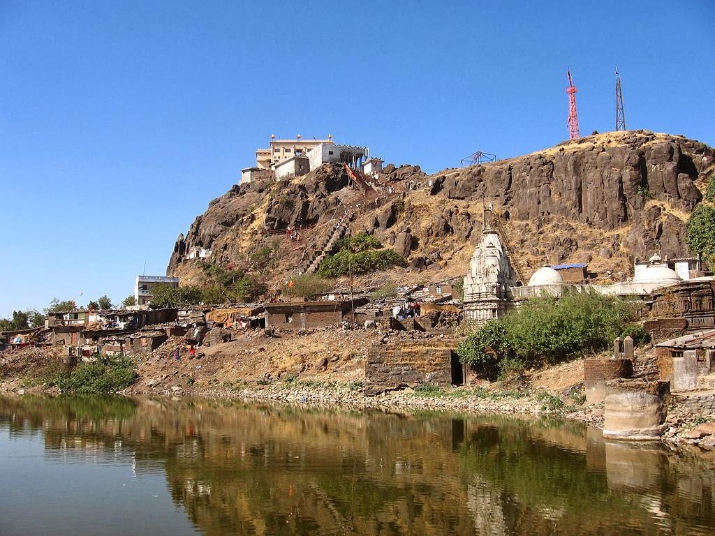 Pavagarh Hill, Gujarat