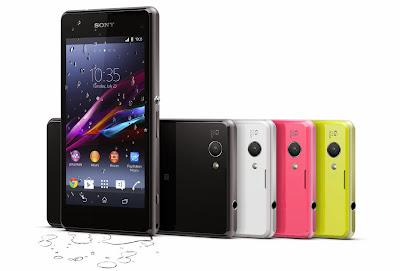 Harga Sony Xperia Z1 Compact