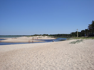 Vaana-Joesuu beach Estonia