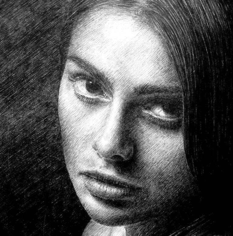 dibujos-de-rostros-de-mujeres-tristes