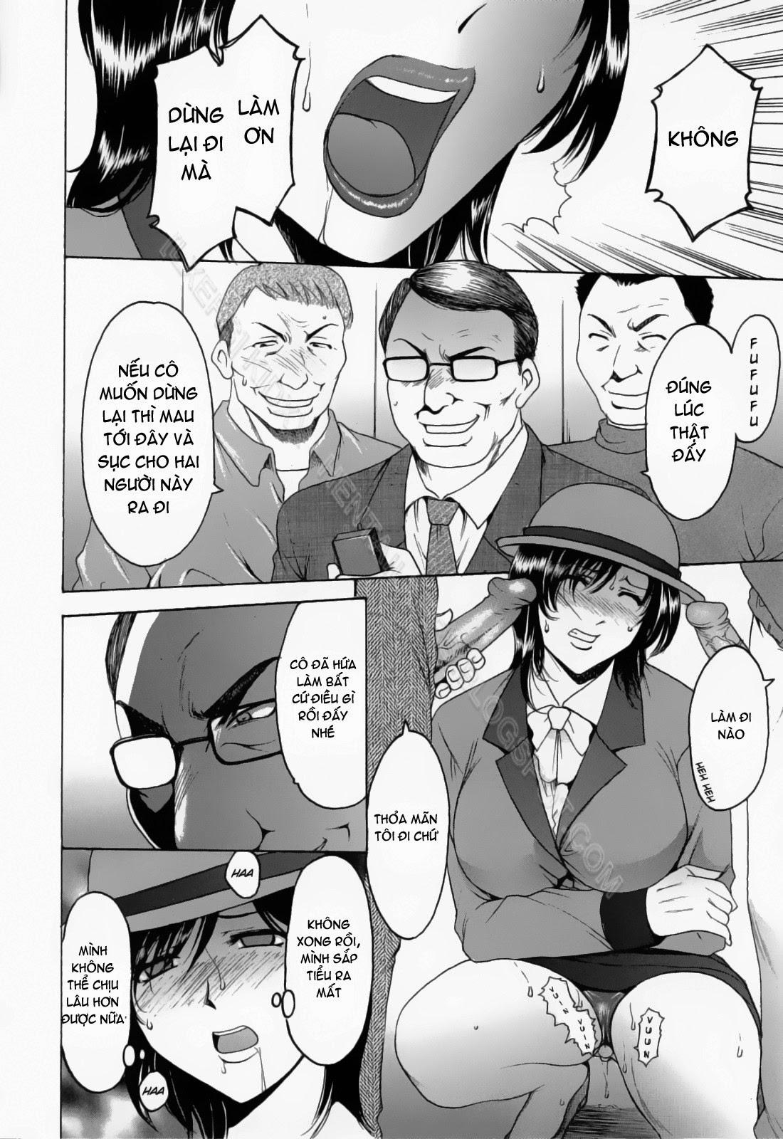 TruyenHay.Com - Ảnh 34 - Hataraku Onee-san wa Back ga Osuki Chapter 1-2