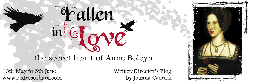 Fallen In Love: The Secret Heart of Anne Boleyn